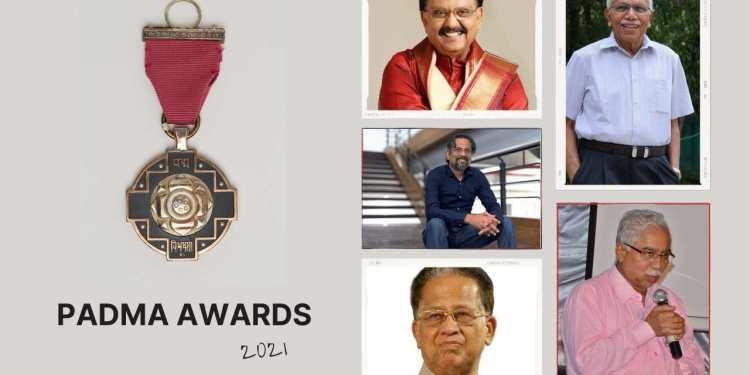 Full List Of Padma Award Winners 2021