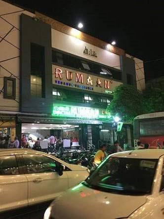 Hotel Rumaan- Best Hyderabadi Biryani
