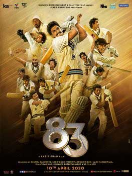 83 - Film Ranveer Singh