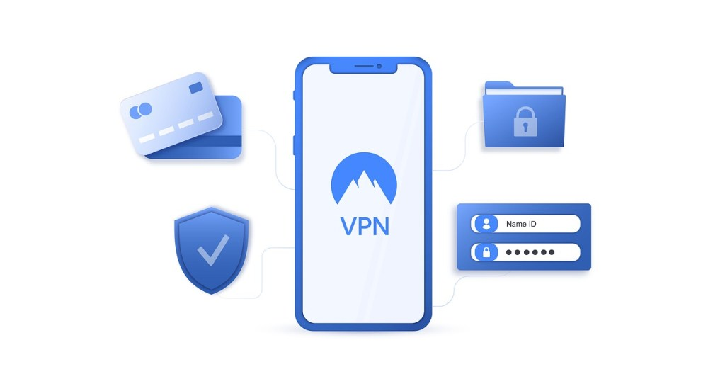 VPN for data protection