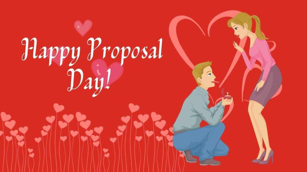 Valentines Week - Propose Day – 8th February