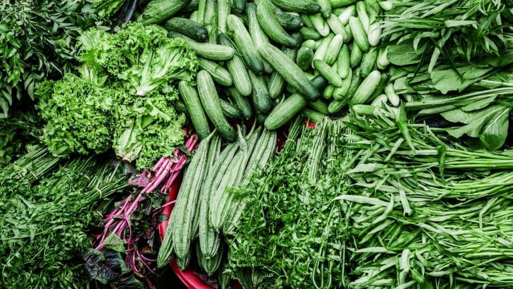 Boost Your Metabolism With Green Vegetables