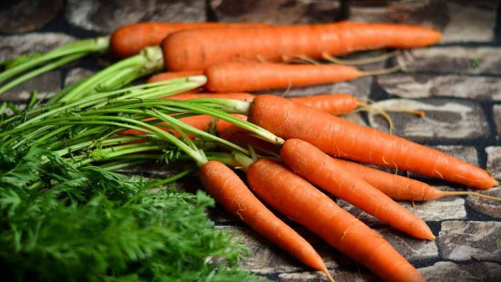 Best Anti-Aging Foods -Carrots