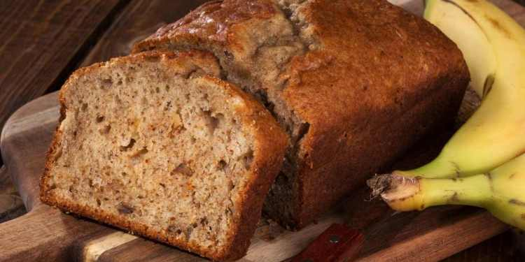 How To Make Whole Wheat Banana Bread With Dates