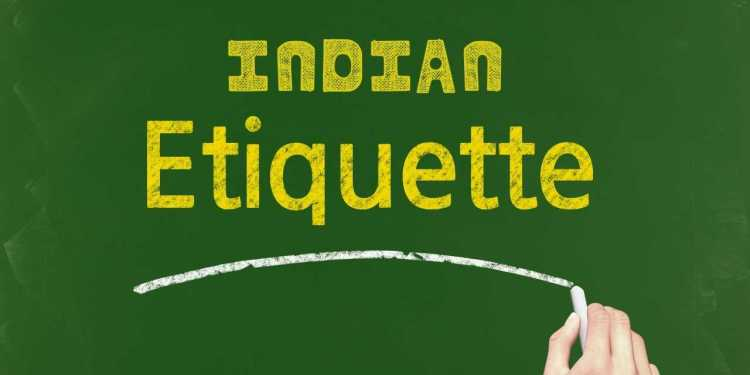 Most Important Indian Dining Etiquettes You Should Be Aware Of