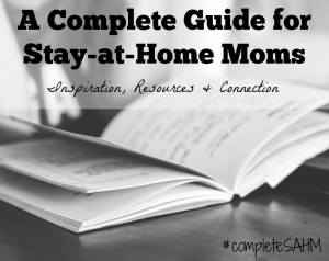 guide stay at home moms