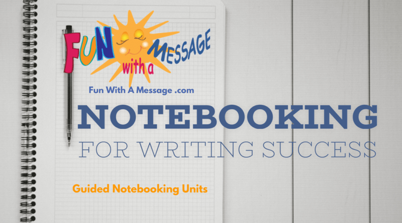 Notebooking Leads To Writing Success