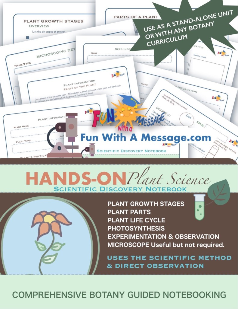 HANDS ON PLANT SCIENCE NOTEBOOK