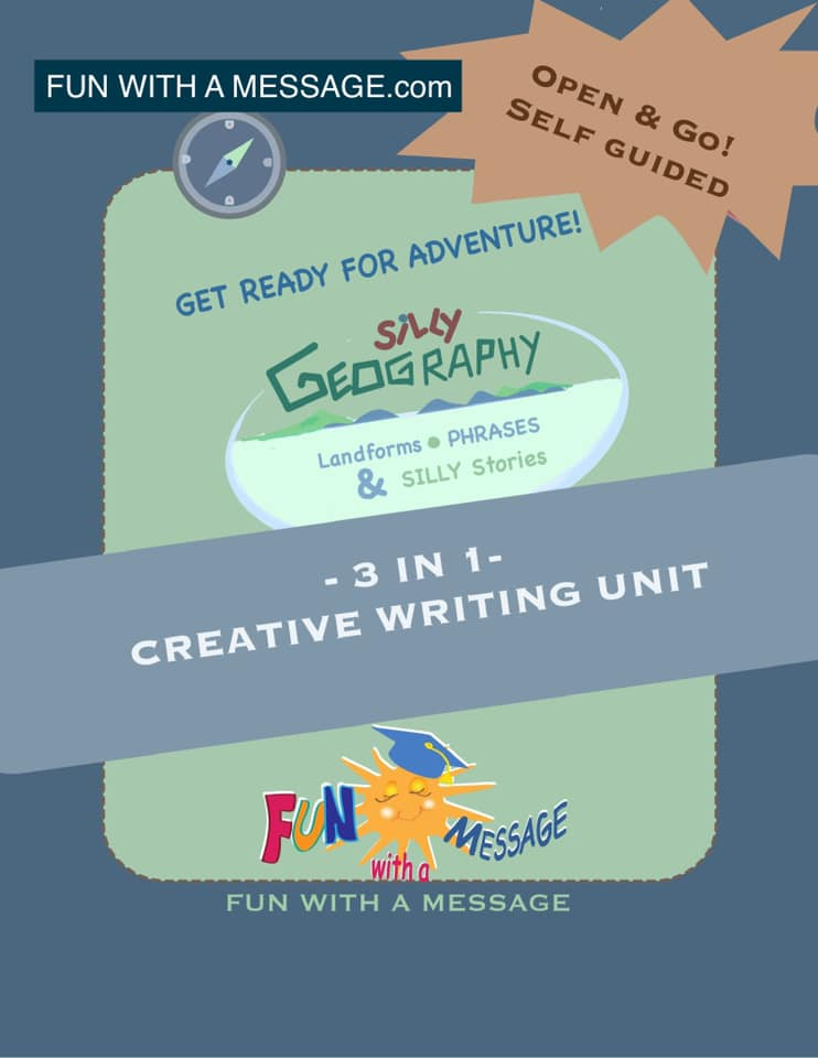 creative writing for upper elementary