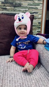 "FUNWITHBABIES - Our Inspiration ""Aarav"""