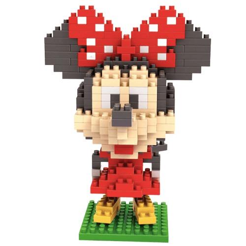 LNO Minnie Mouse miniblock - Donald Duck - 260 mini blocks