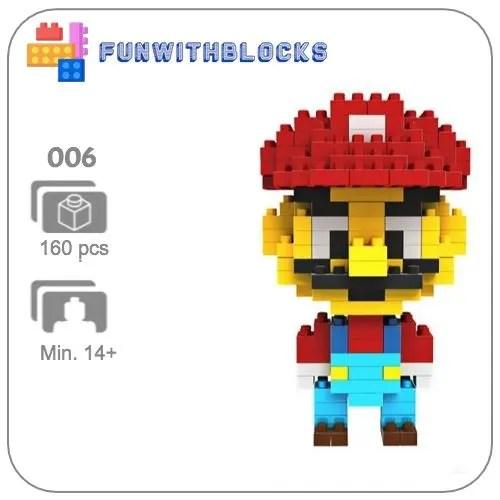Miniblock Super Mario Bros
