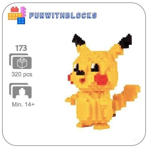 Miniblock Pokémon Pikachu