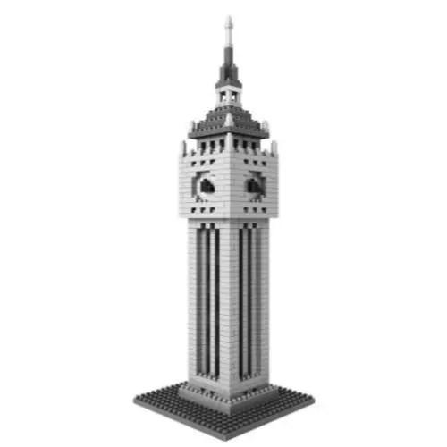 LOZ Big Ben miniblock - 870 mini blocks