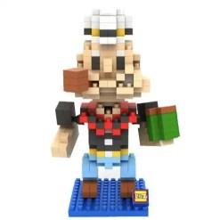 Miniblock Popeye - 280 minibricks