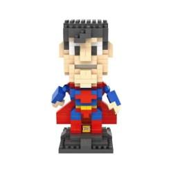 Miniblock LOZ Superman - 270 minibricks