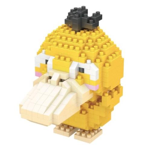 LNO Psyduck miniblock - Pokémon - 326 mini blocks