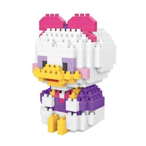 LNO Baby Katrien miniblock - Donald Duck - 274 mini blocks