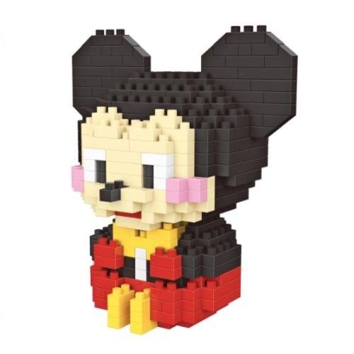 LNO Baby Mickey miniblock - Donald Duck - 303 mini blocks