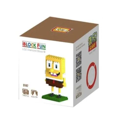 LOZ Spongebob Squarepants doos