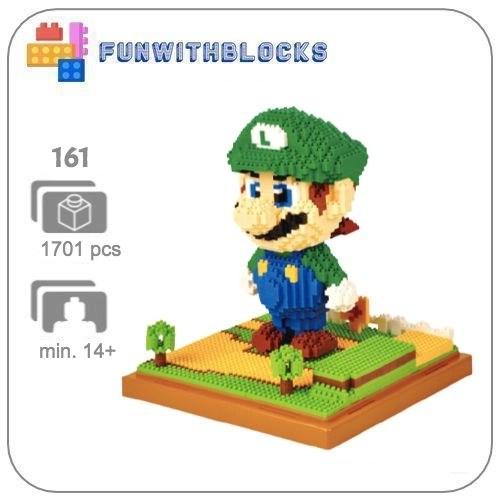 Wise Hawk Luigi - 1709 minibricks