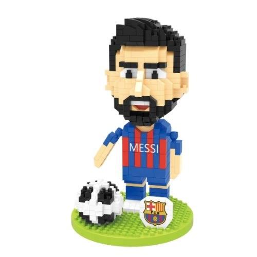 Wise Hawk Lionel Messi miniblock - FC Barcelona - 457 mini blocks