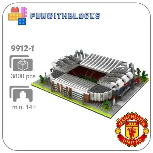 Old Trafford - 3800 miniblocks