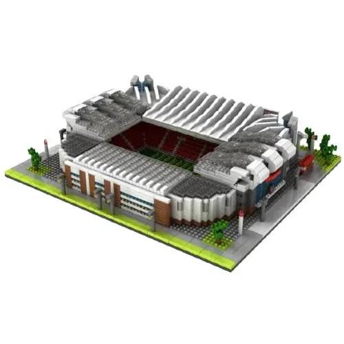 ZPX Old Trafford miniblock - Manchester United - 3800 mini blocks