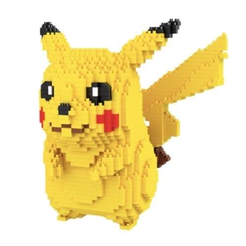 HC Magic Pikachu miniblock - Pokémon - 1650 mini blocks