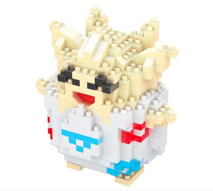 LNO Togepi miniblock - Pokémon - 387 mini blocks