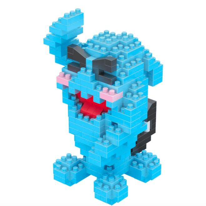 LNO Wobbuffet miniblock - Pokémon - 315 mini blocks