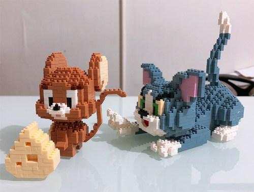 Tom Jerry miniblock miniblock