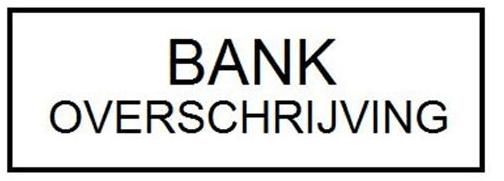 bankoverschrijving betaalmethode FunWithBlocks
