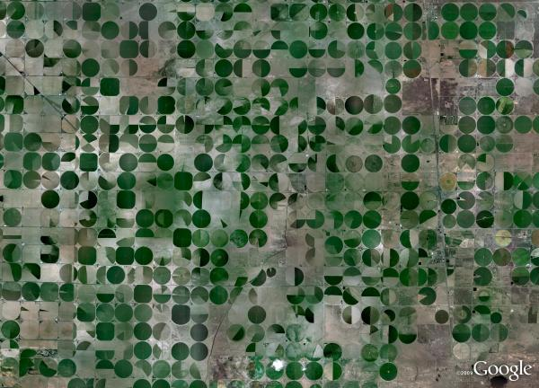 Fun With Google Earth Art Of Satellite