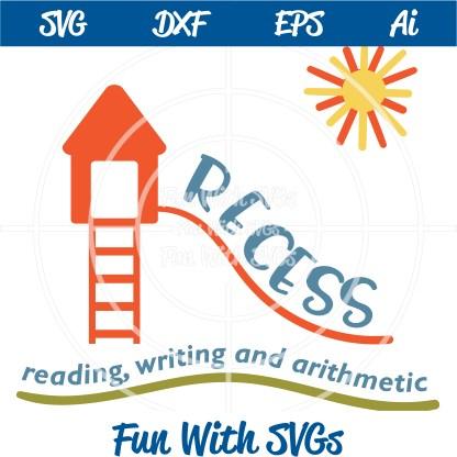 Grade school SVGs.