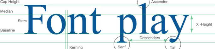 font pairing typography graphic