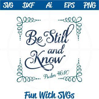 Psalm 40:10 SVG Image