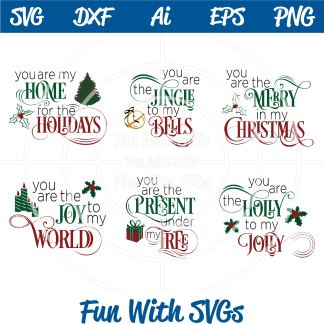 Christmas SVG Bundle Image