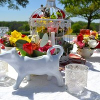 A Garden Party Bridal Shower