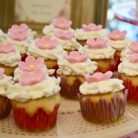 A Very Girly First Birthday Party