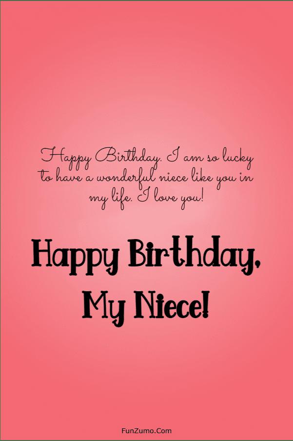 Happy Birthday To My Little Niece : happy, birthday, little, niece, Happy, Birthday, Niece, Wishes,, Quotes, Messages, FunZumo