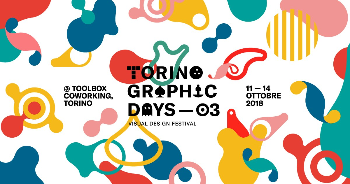 Pronti per Torino Graphic Days Vol.03?