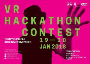 Virtual Reality Hackathon Contest   Trieste