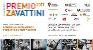 Cerimonia di Premiazione Premio Zavattini 2017 | Roma @ Casa del Cinema | Rome | Italy