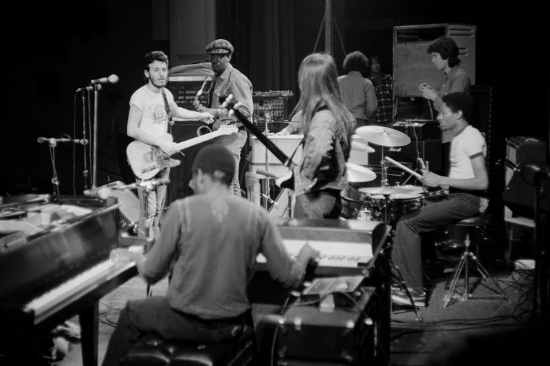 1974 Soundcheck at the Harvard Square Theatre