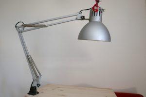 La lampada di Olmo di Davide Calvarese