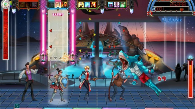 The Metronomicon: un RPG col ritmo nel sangue 4