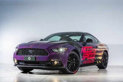 Need for Speed Payback: nasce la Ford Mustang personalizzata NFS