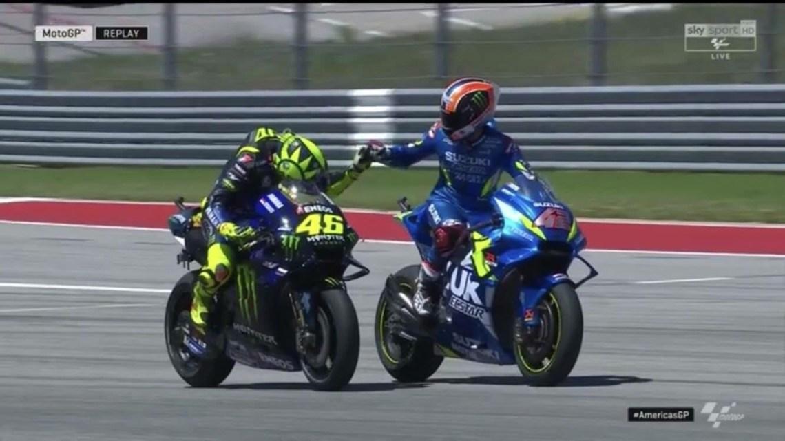 MotoGP | Le pagelle di Austin: Rins perfetto, top Rossi e Miller, delude Marquez!