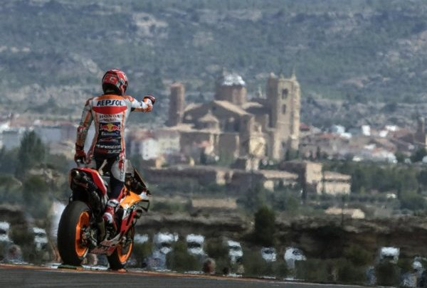 MotoGp   Le pagelle di Aragon: Marquez inarrivabile, bene il Dovi e Miller..Bocciature pesanti per Rossi e Petrucci..